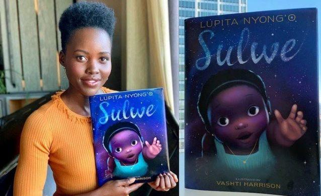 «Sulwe» est l'héroïne du livre pour enfants de Lupita Nyong'o