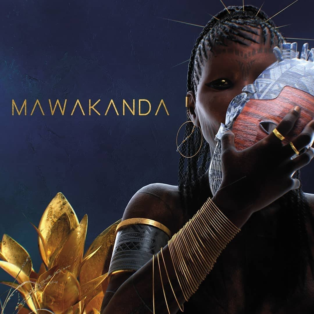 Mawakanda, le nouveau titre afro-futuriste de James BKS