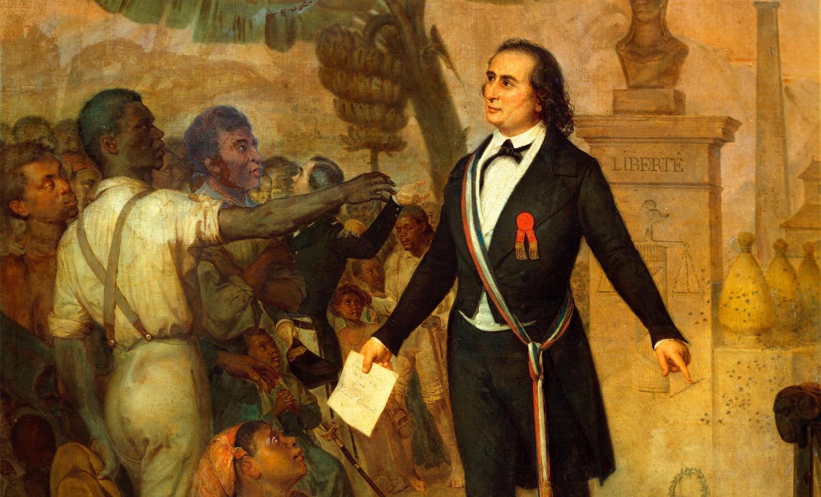 Abolition de l'esclavage dans les colonies françaises du 27 avril 1848