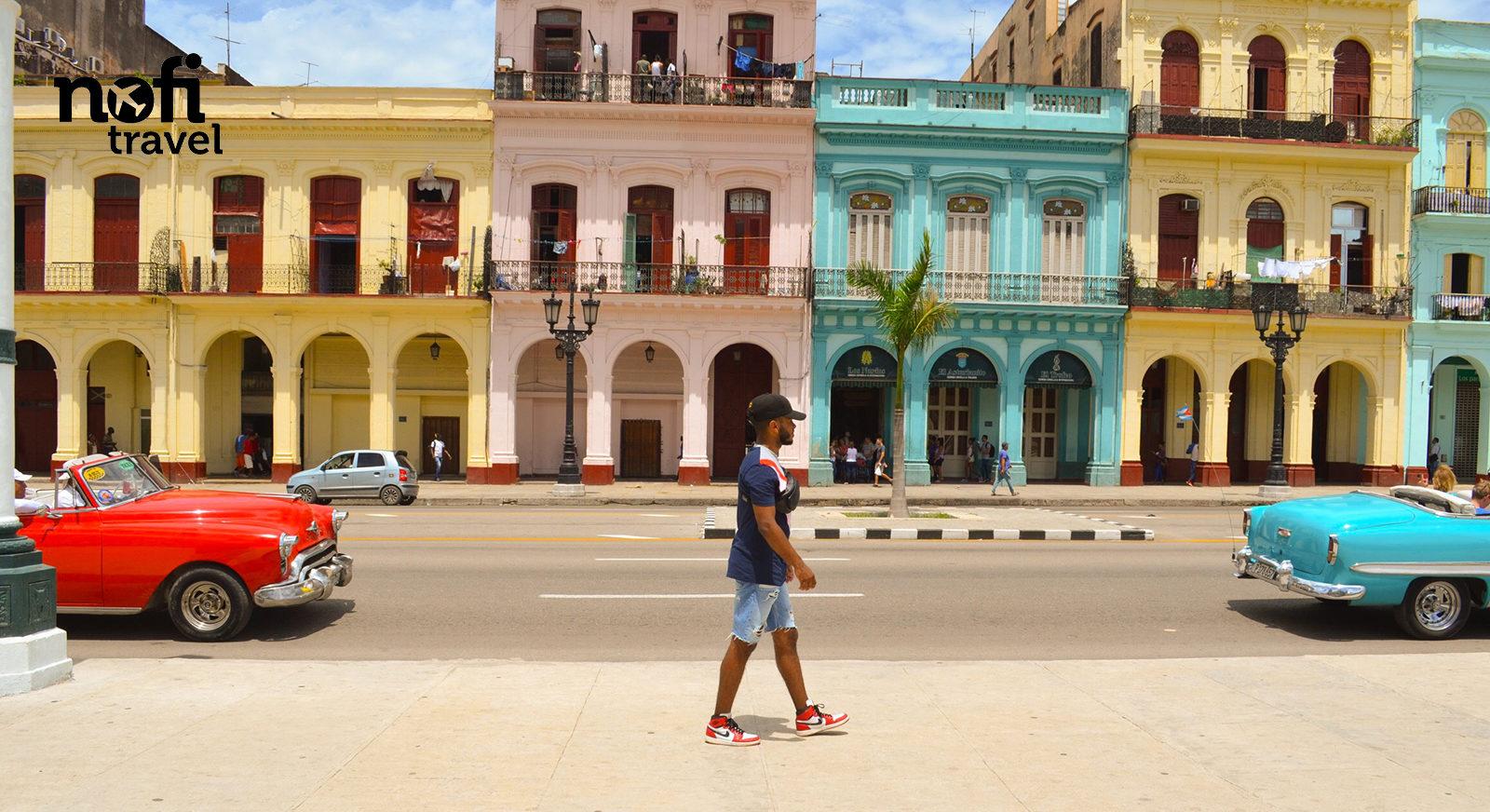 Nofi TRAVEL #4 [CUBA] étape 1: La Havane, la «ville aux Mille Colonnes»