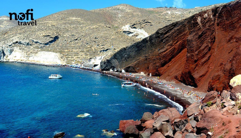 Nofi TRAVEL #1: Embarquez pour les magnifiques îles Grecques!