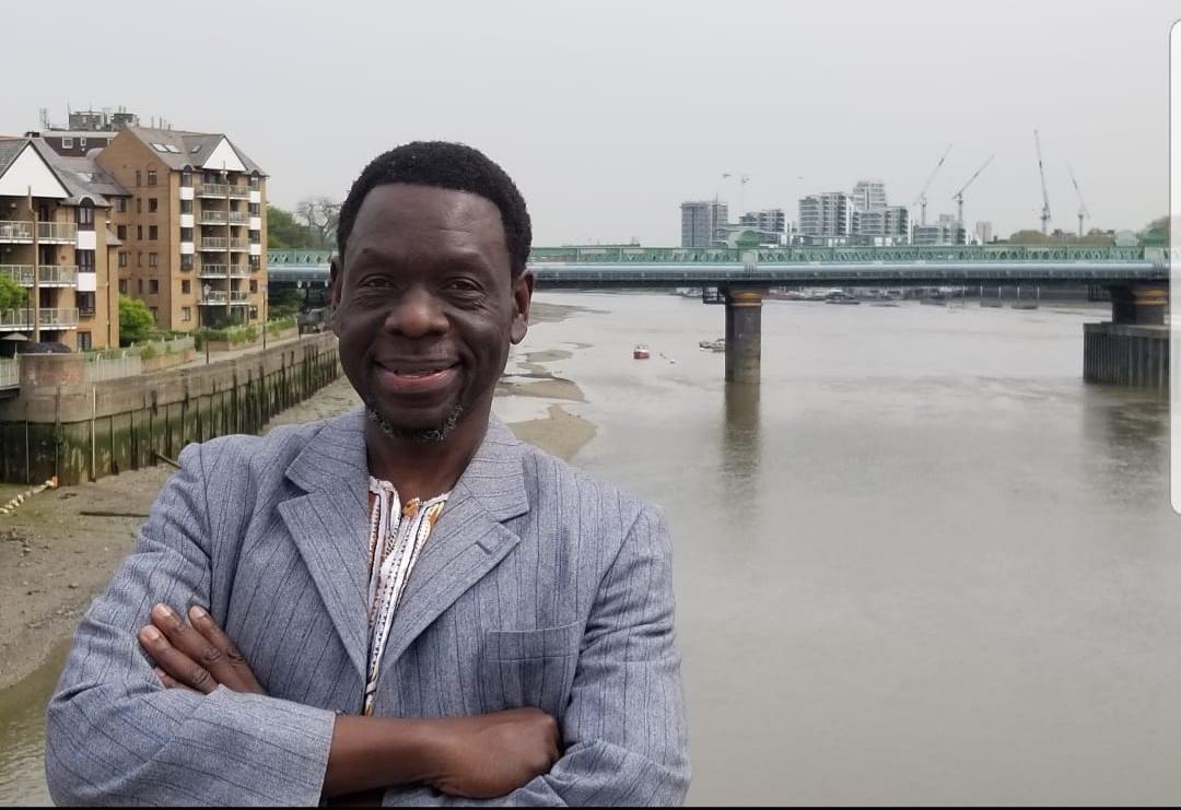Un 'explorateur' africain découvre le fleuve Gulu en Angleterre