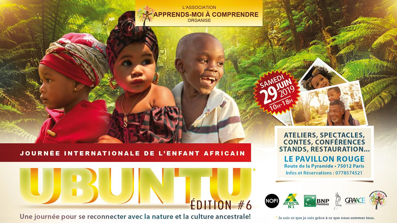 La 6ème édition de la journée internationale de l'enfant africain