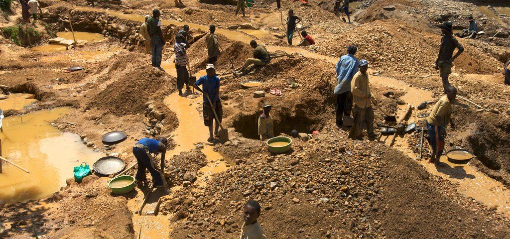Le Ghana devient le premier producteur d'or d'Afrique