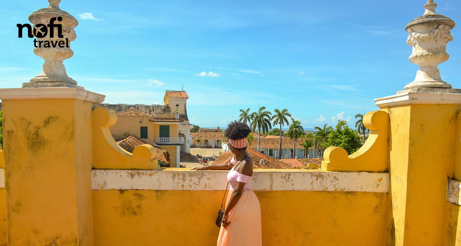 Nofi TRAVEL #5 [CUBA] étape 2:  la sérénissime Viñales et Trinidad la colorée