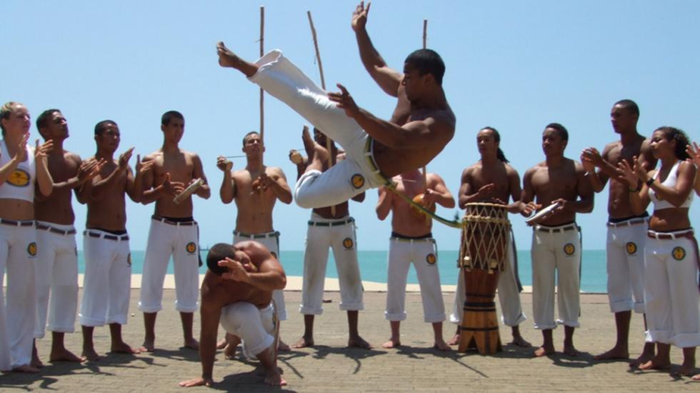 Capoeira, l'art martial afro le plus célèbre au monde