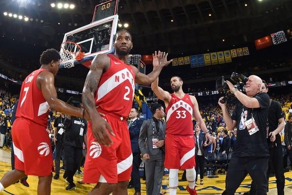 Retour en quelques chiffres sur le Game 4 de la finale NBA