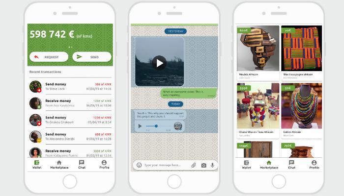 Kamix, la startup blockchain et sociale à suivre de près en Afrique