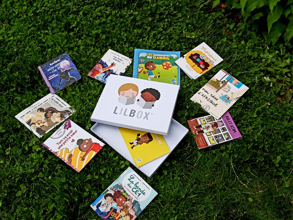 Avec la Lilbox, les enfants découvrent le monde en lecture!