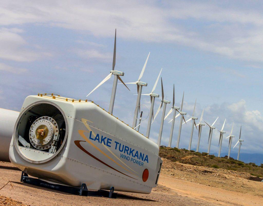 Le plus grand parc éolien d'Afrique a ouvert au Kenya