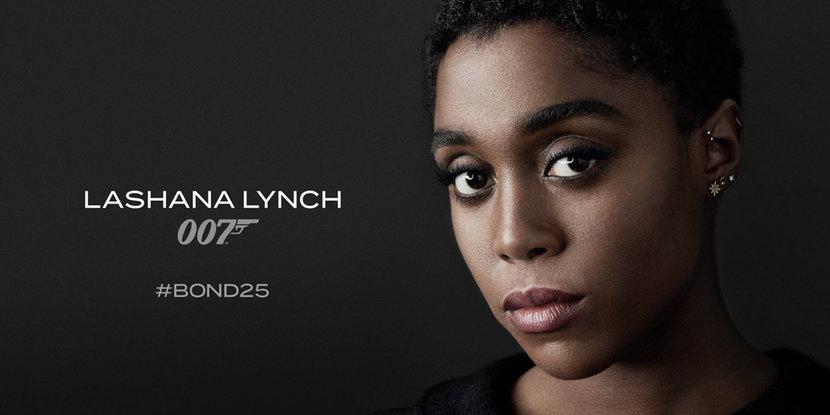 Le prochain agent 007 sera…une femme noire