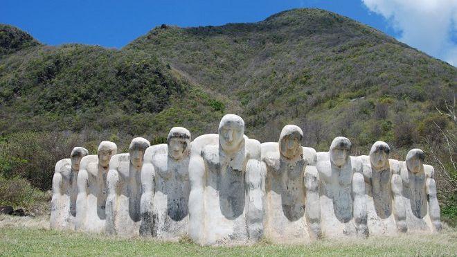 [Martinique] Mémorial Cap 110 : un lieu chargé de mémoire