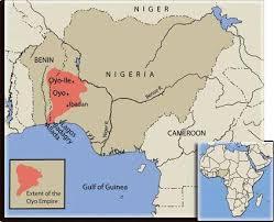 l'empire d'Oyo