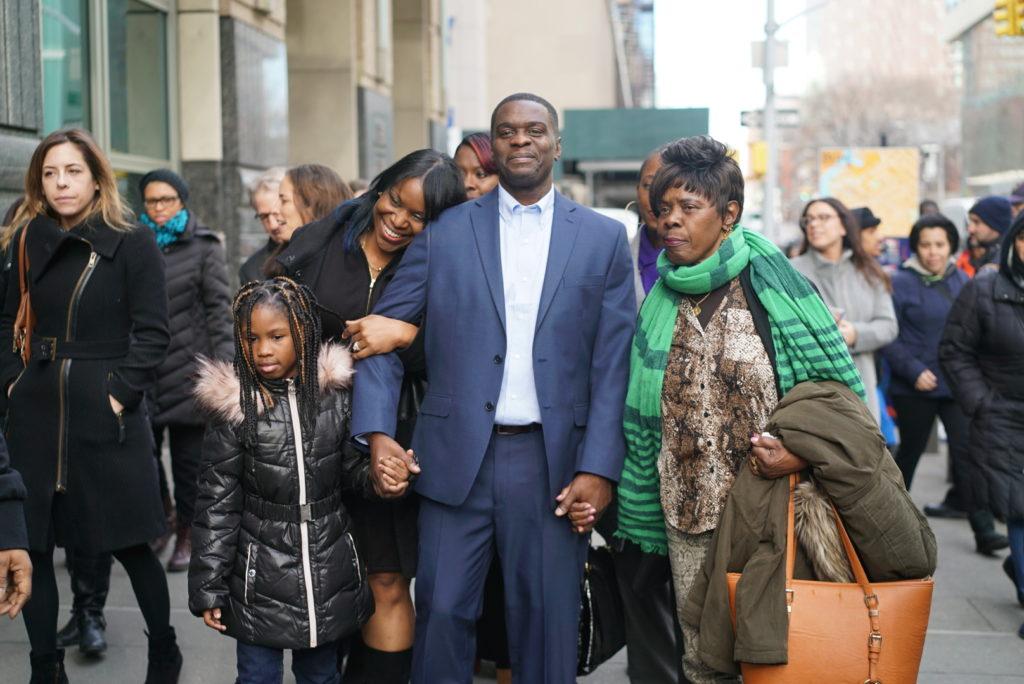 Emprisonné à tort pour viol, il touche 9,75 millions de dollars