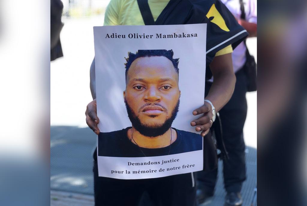 France : Le meurtre d'un Congolais donne lieu à des tensions ethniques