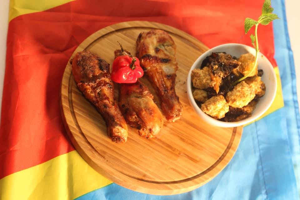 Biby Cuisine, la spécialiste de la gastronomie congolaise