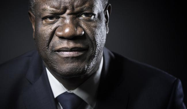 Mukwege lance un fonds mondial pour les victimes de violences sexuelles