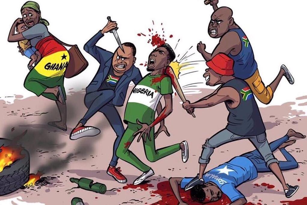 Les violences xénophobes anti-africaines sur le continent