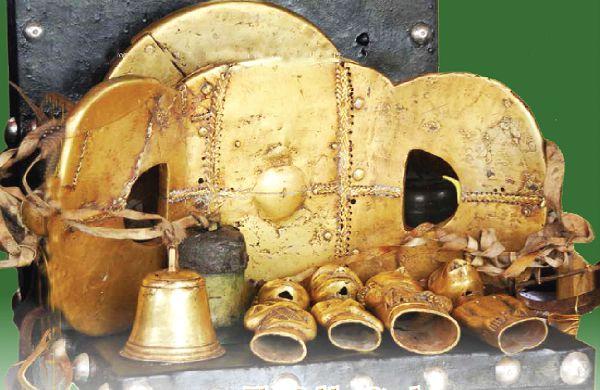 «Sika Dwa Kofi», le symbole ultime du pouvoir chez les Ashanti