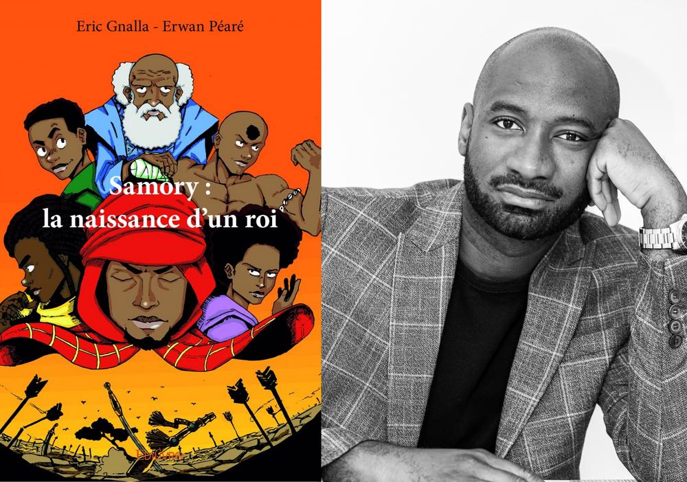 Cet homme a écrit un livre pour enfants sur Samory Touré