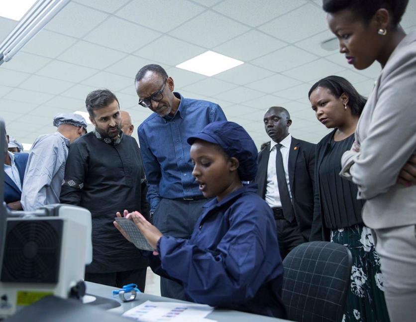 Le Rwanda lance les 1ers smartphones 100 % «Made in Africa»
