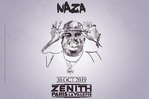 [TERMINE] JEU CONCOURS Concert de NAZA au Zénith de Paris