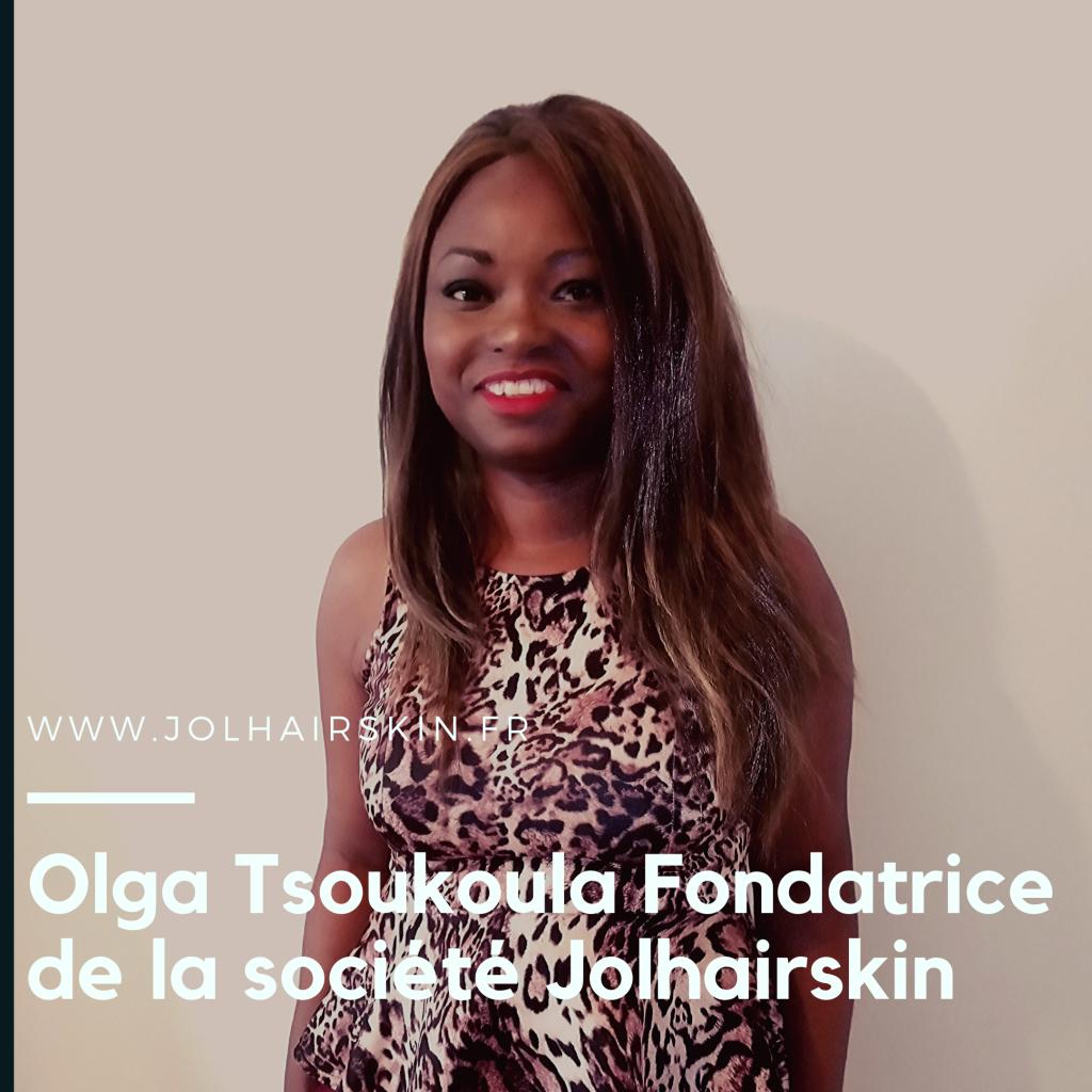 « JOLHAIRSKIN » : le parcours d'une femme déterminée à entreprendre