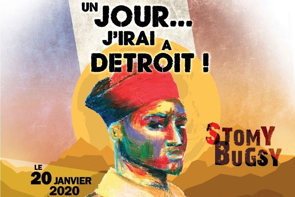 Stomy Bugsy interprète un tirailleur guinéen dans sa pièce «Un jour…j'irai à Détroit!»