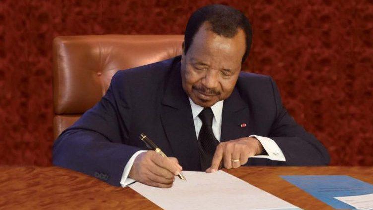 Paul Biya enclenche une vague de libération au Cameroun