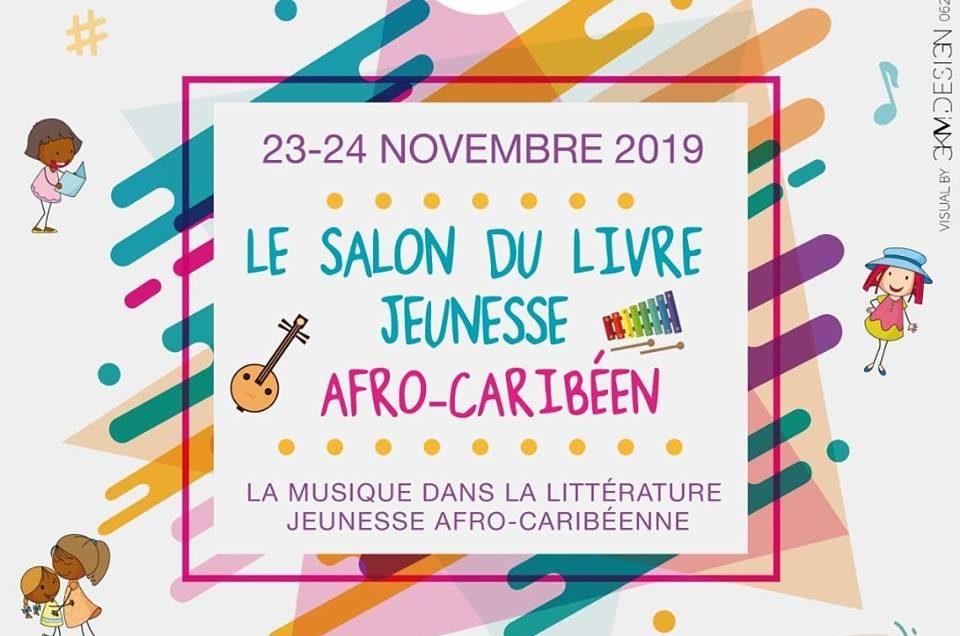 Du 23 Au 24 Novembre Le Salon Du Livre Jeunesse Afro