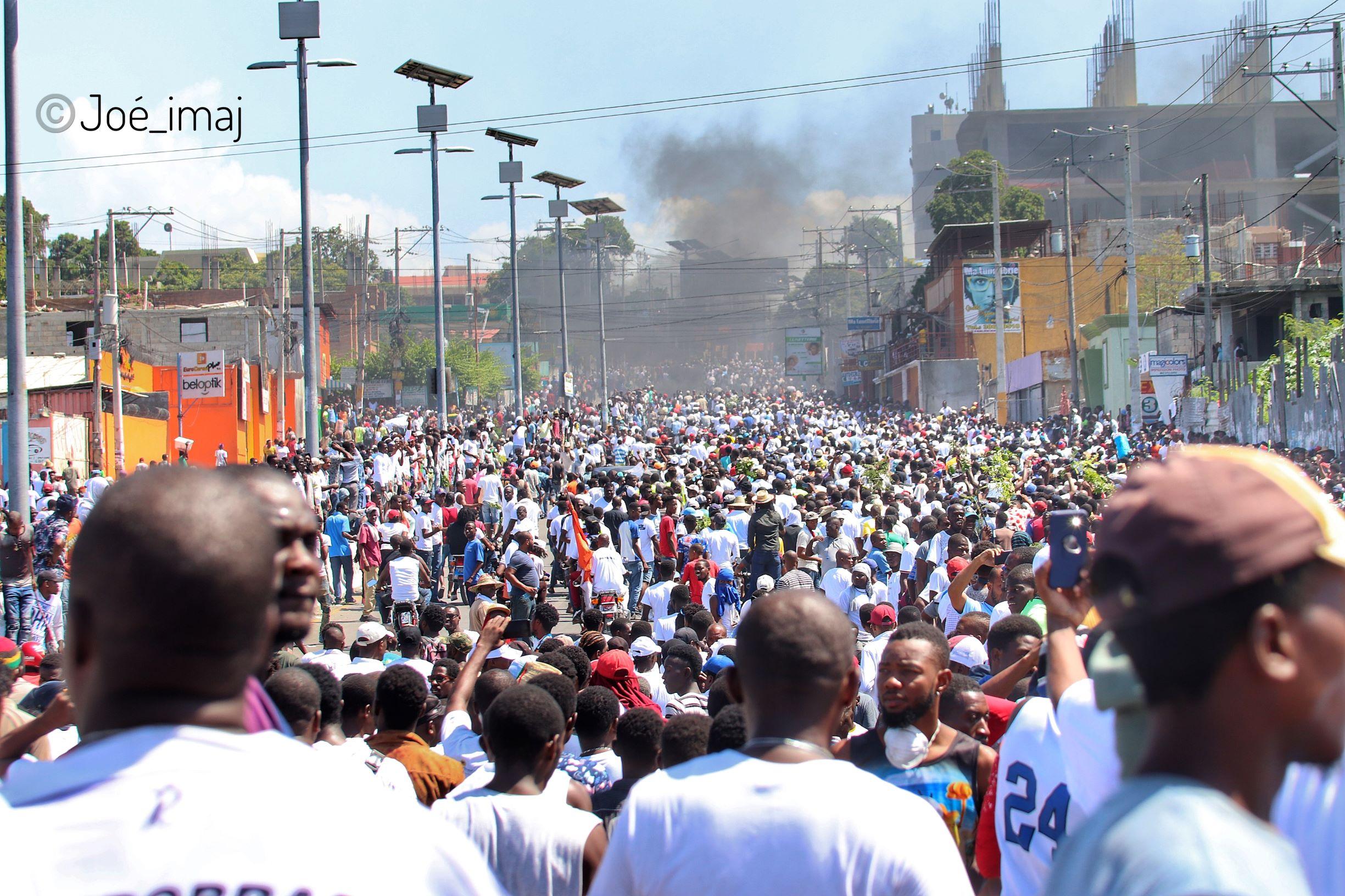 [ENTRETIEN] Haïti est-elle à l'orée d'une nouvelle Révolution?