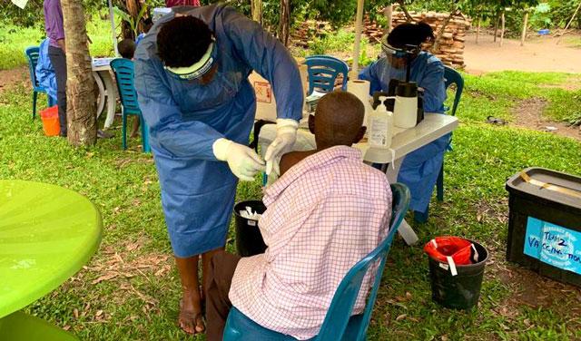 Ebola: un second vaccin administré en RDC