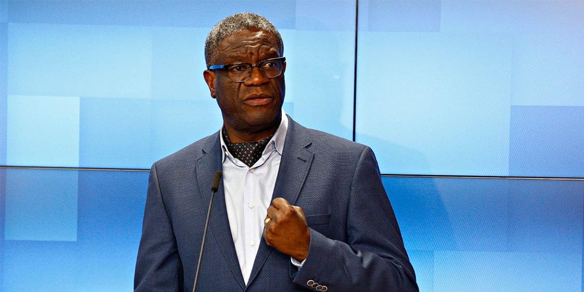 Communiqué du Dr Mukwege sur la situation à Beni