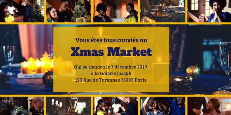 Le Latimer's Xmas Market, plus qu'un simple marché, une expérience