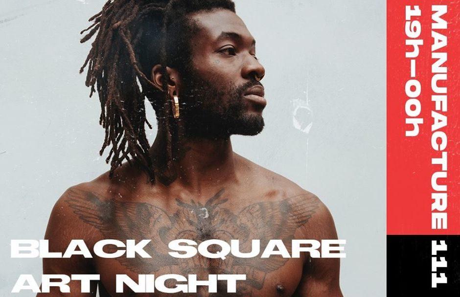 Evenement – Black Square Art Night