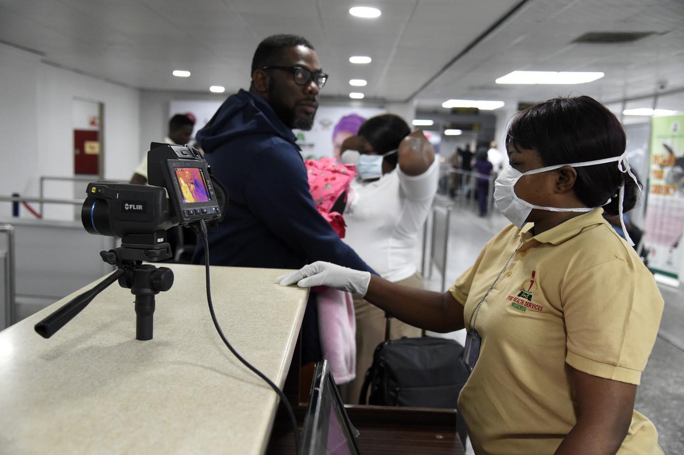 Coronavirus : confirmation du premier cas en Afrique subsaharienne