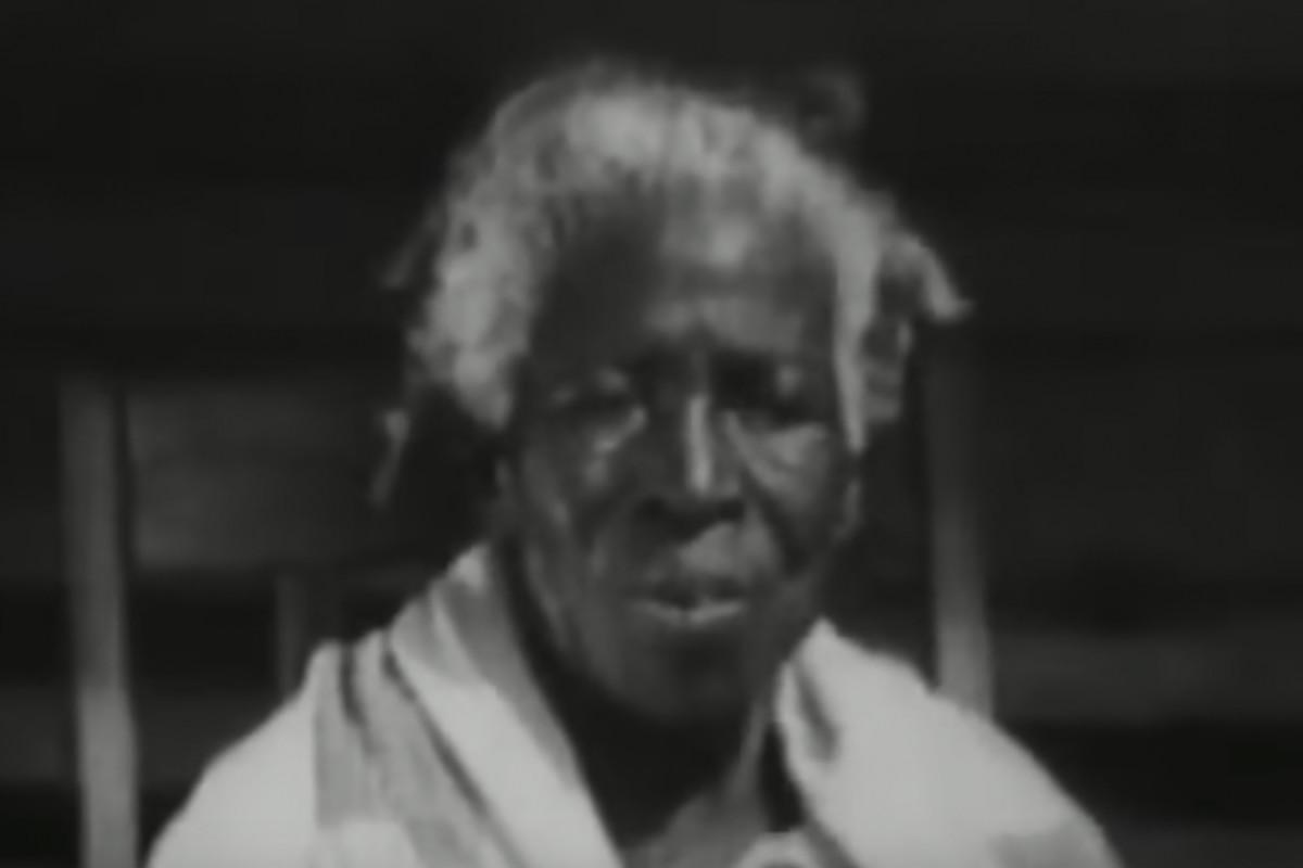 Redoshi, dernière survivante de la traite des Noirs aux Etats-Unis
