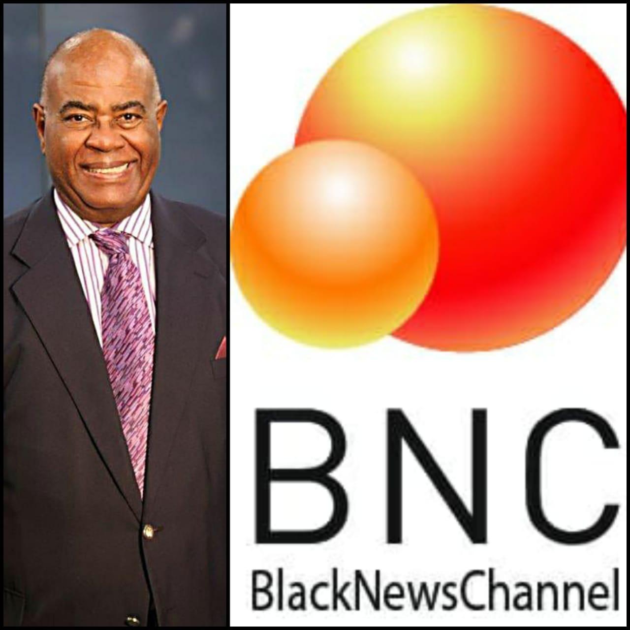 """Gary Wordlaw, """"chef d'orchestre"""" de la chaîne TV Black News Channel"""