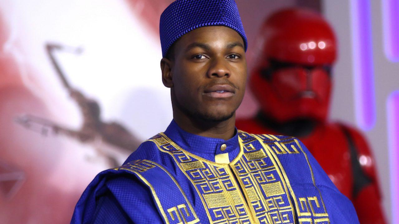 John Boyega signe avec Netflix pour créer des films africains