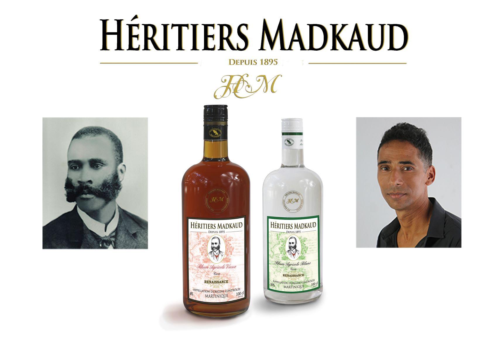 Stéphane Madkaud, seul Afro-descendant propriétaire d'une distillerie de rhum en Martinique