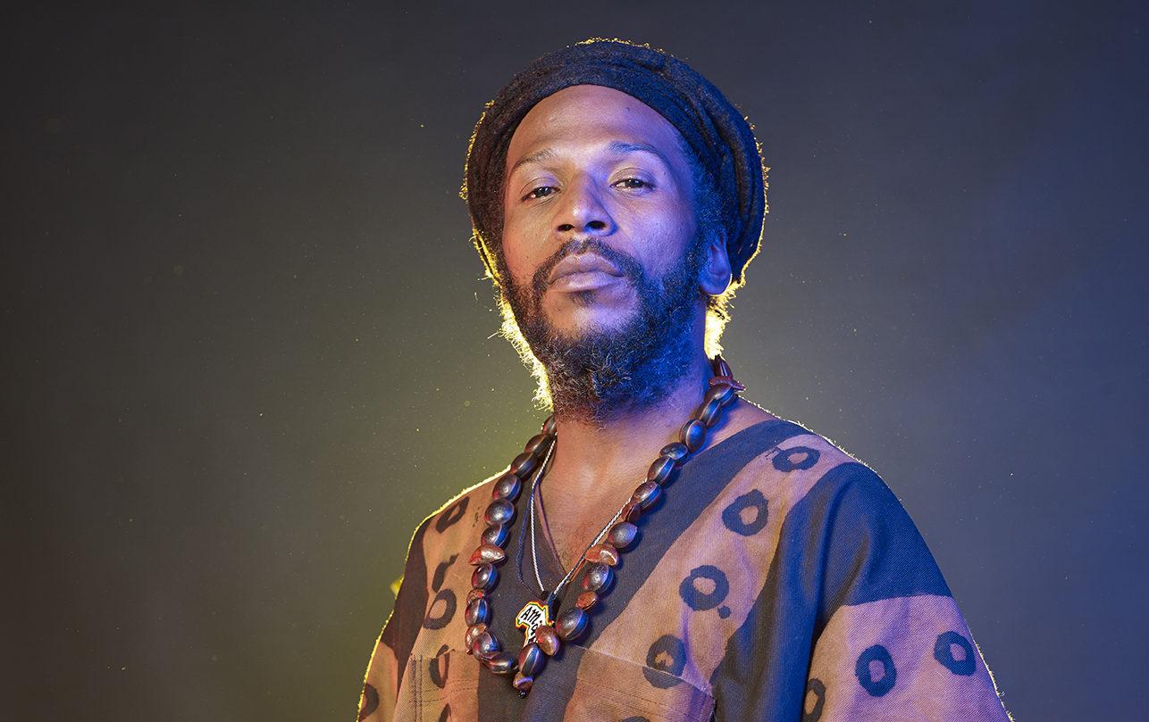 Tiwony, ambassadeur du Reggae