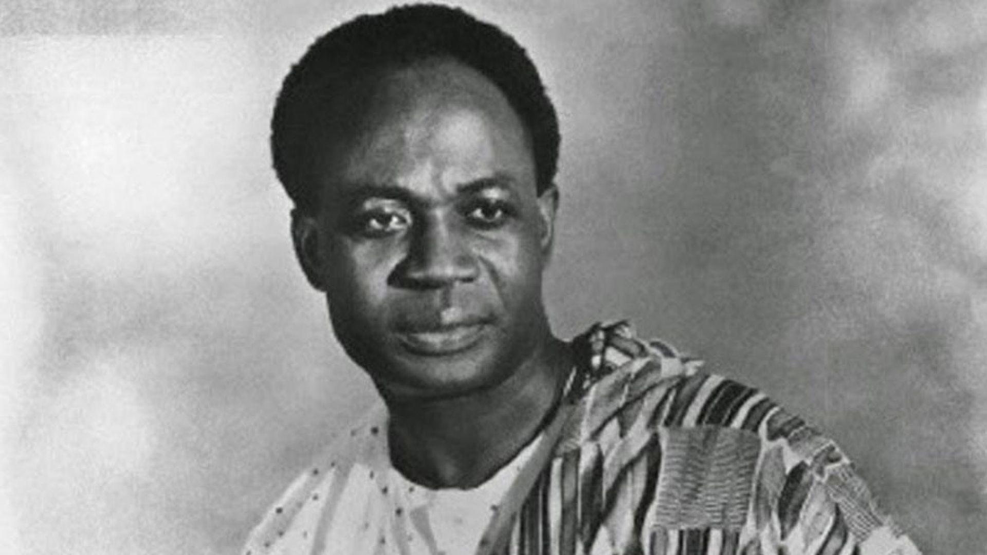 Kwame Nkrumah : «Le Ghana est libre pour toujours»