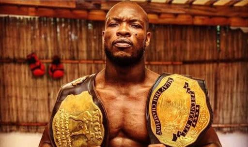 Qui est « Oly La Machine » l'ivoirien champion du monde K1 ?