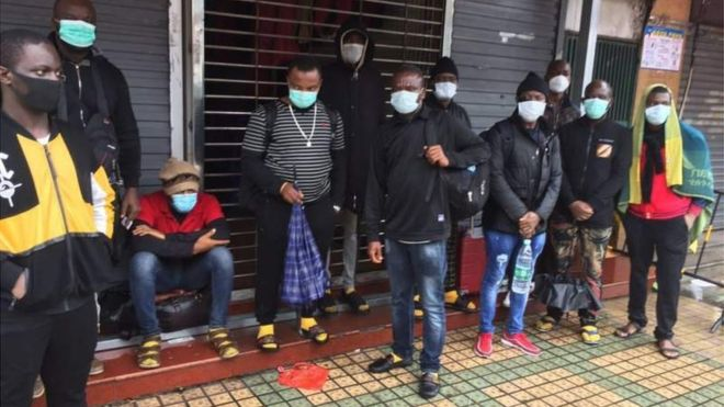 Covid-19 : En Chine, des Africains sont expulsés et discriminés