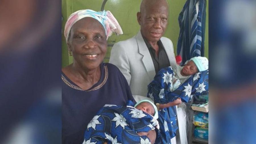 A 68 ans, elle donne naissance à des jumeaux