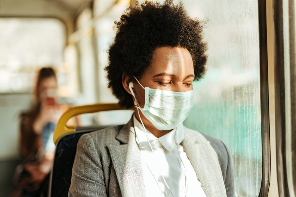Les Afro-américains plus susceptibles de contracter le coronavirus