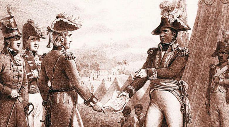7 avril 1803: mort de Toussaint Louverture