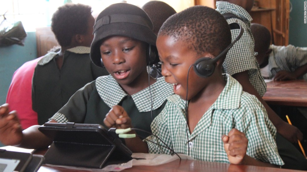Une solution révolutionnaire pour la littérature et l'éducation en Afrique