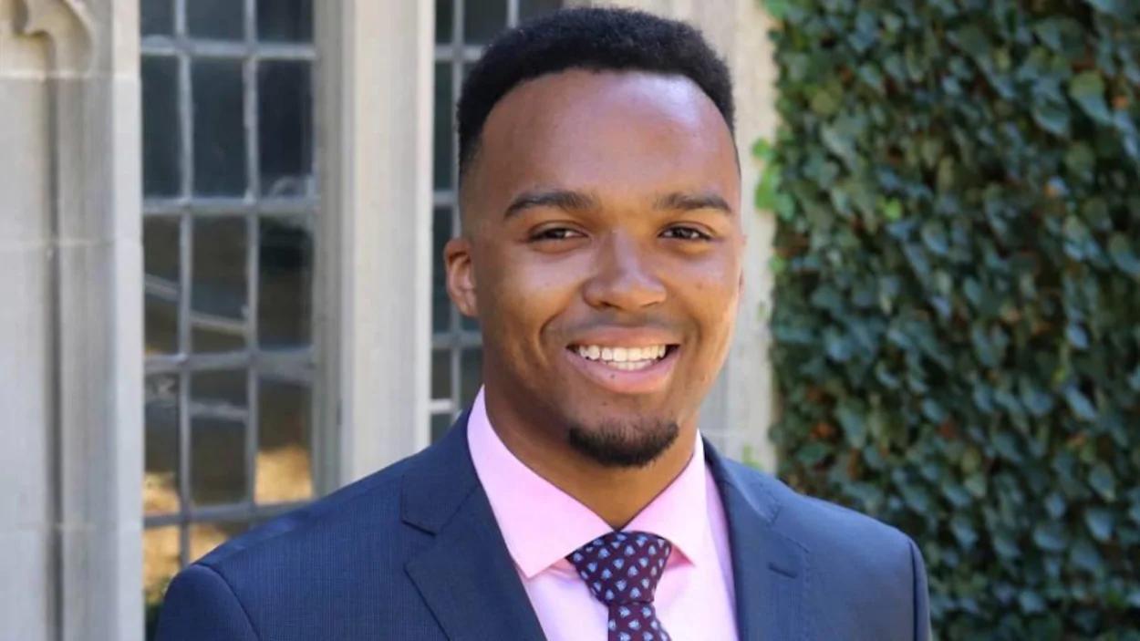 Pour la première fois, un Noir devient meilleur étudiant de l'Université de Princeton