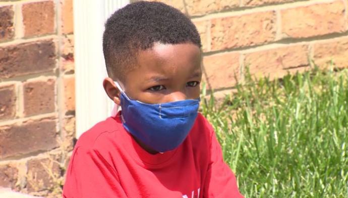 Atteint de drépanocytose, cet enfant a survécu au Covid-19